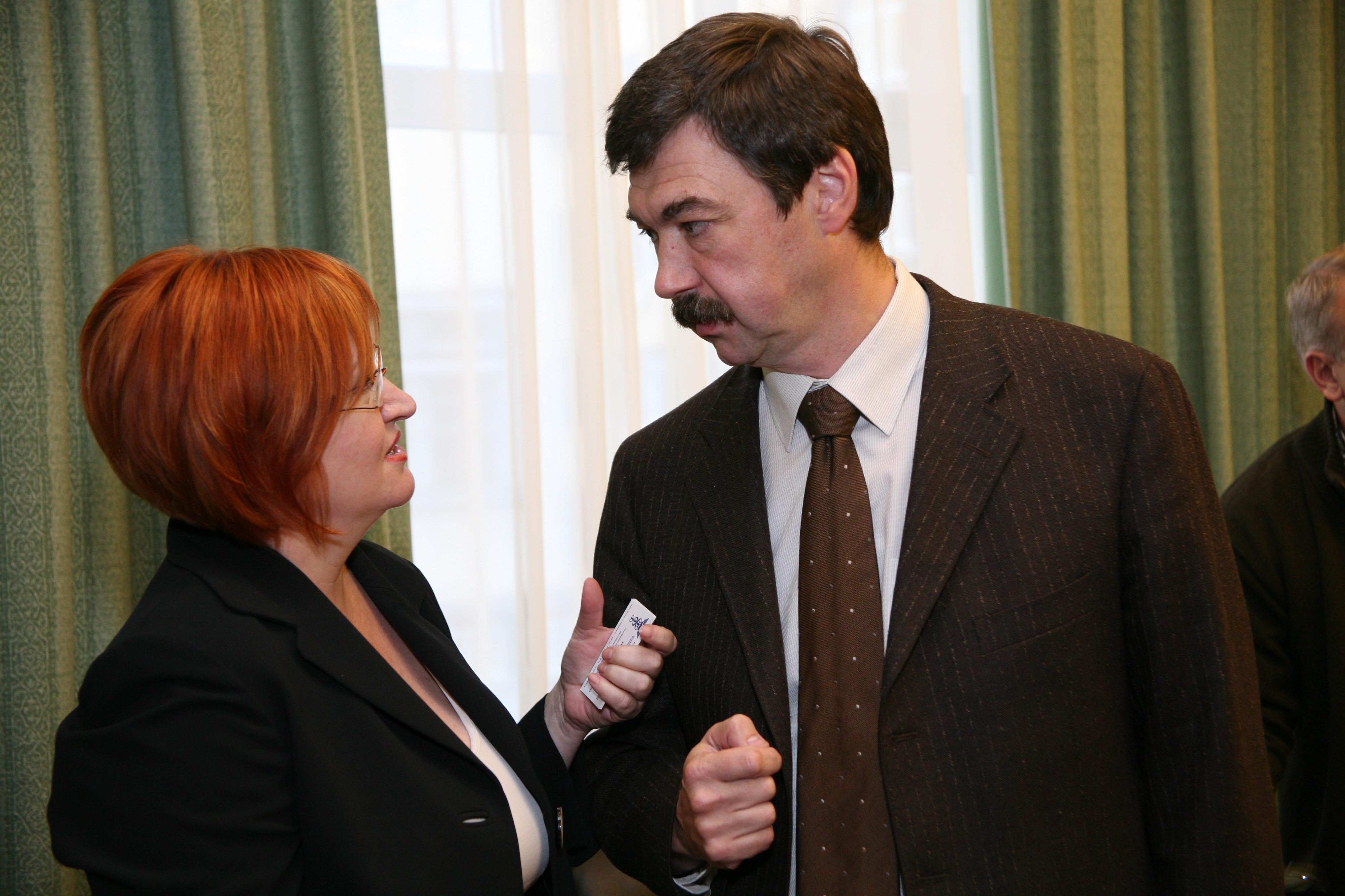 Заседание оргкомитета ЭКСПО-2010