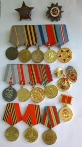 Почти все награды Дюскина И.Е.