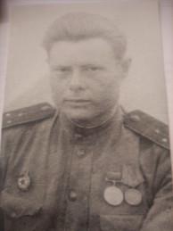 Гв. лейтенант медицинской службы Наумов Н.И.