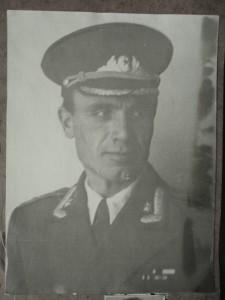 1965год. Капитан запаса Дюскин И.Е.